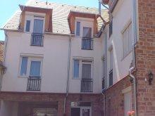 Accommodation Egyházasrádóc, Eman Apartments