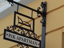 Cazare Cák, Apartament Pék