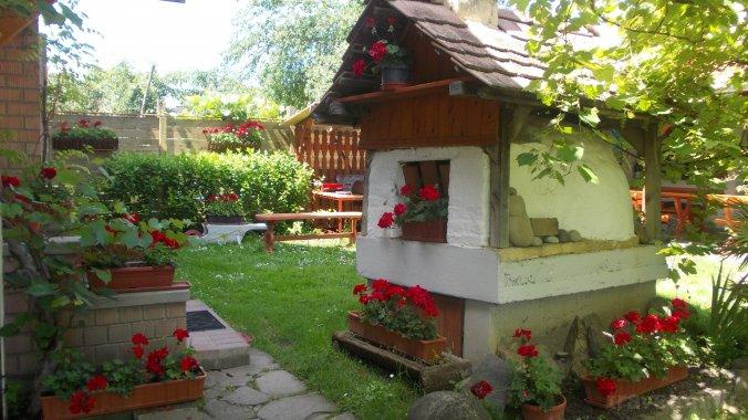 Árpád Guesthouse Cechești