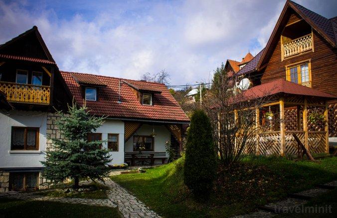 Kerek Guesthouse Borsec