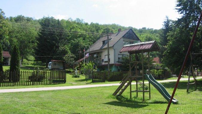 Kis-Balaton Guesthouse Nagyrada