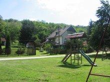 Pensiune Mesztegnyő, Pensiunea și Camping Kis-Balaton