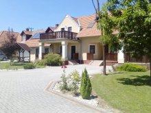 Casă de oaspeți Zalaújlak, Casa Attila