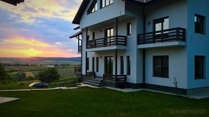 Dragomirna Sunset Guesthouse Mitocași