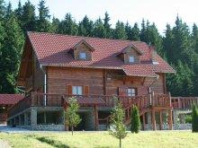 Accommodation Izvoru Muntelui, Enikő Chalet