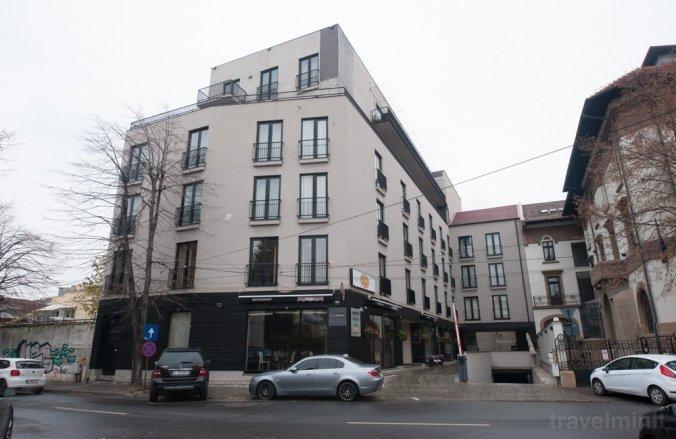 Hemingway Residence București