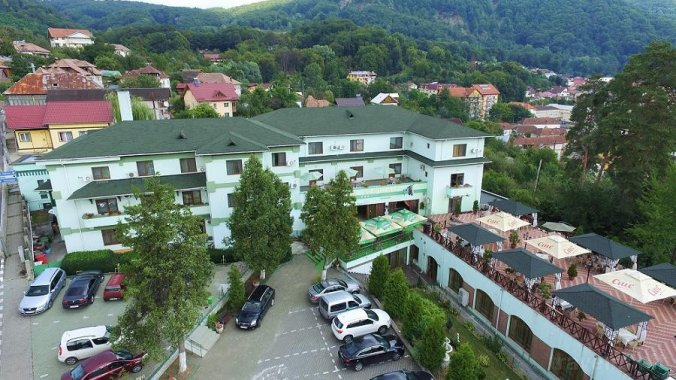Hotel Suprem Băile Olănești