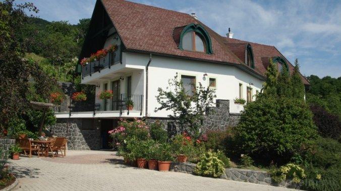 Casa de oaspeți Gizella Badacsonytomaj
