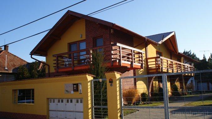 Zsuzsi Apartment Gyula