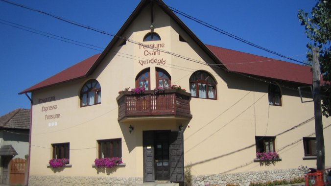 Csáni Guesthouse Vlaha