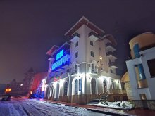 Accommodation Beciu, Teleconstrucția Vila