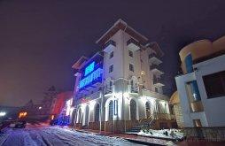 Apartman Slănic Moldova, Teleconstrucția Villa