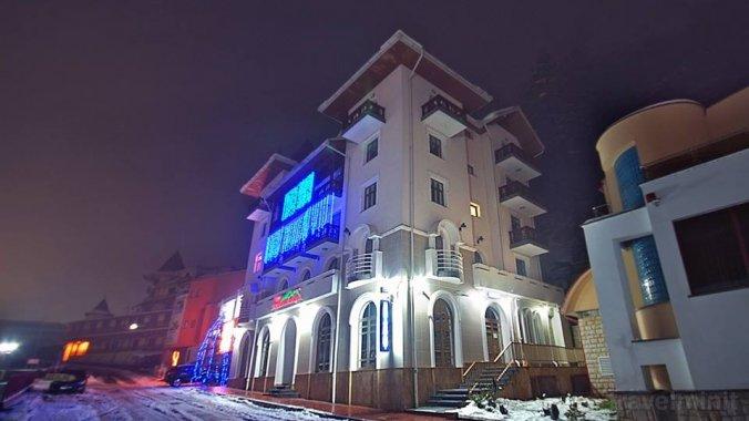 Teleconstrucția Villa Slănic Moldova