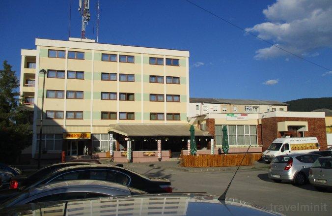 Drăgana Hotel Kudzsir