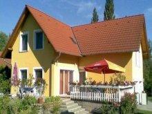 Vacation home Zajk, House next to Lake Balaton