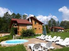 Casă de vacanță Moldovenești, Casa de vacanță Vălișoara