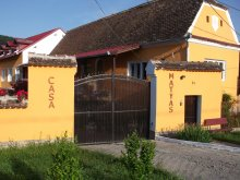 Accommodation Albesti (Albești), Mátyás Király Guesthouse