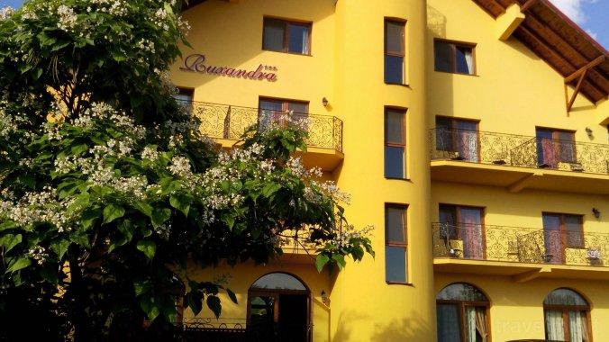 Ruxandra Guesthouse Băile 1 Mai