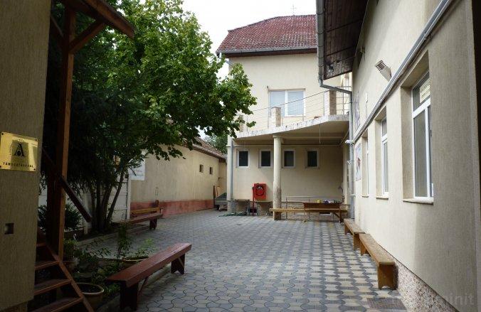 Téka Kollégium Szamosújvár