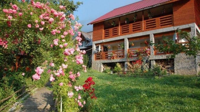 Poiana Soarelui Guesthouse Ciungetu
