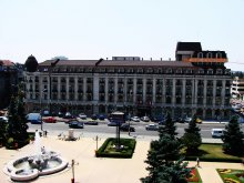 Cazare Păulești, Hotel Central