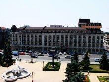 Hotel Comandău, Hotel Central