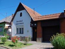 Accommodation Northern Hungary, Bocskai Apartment