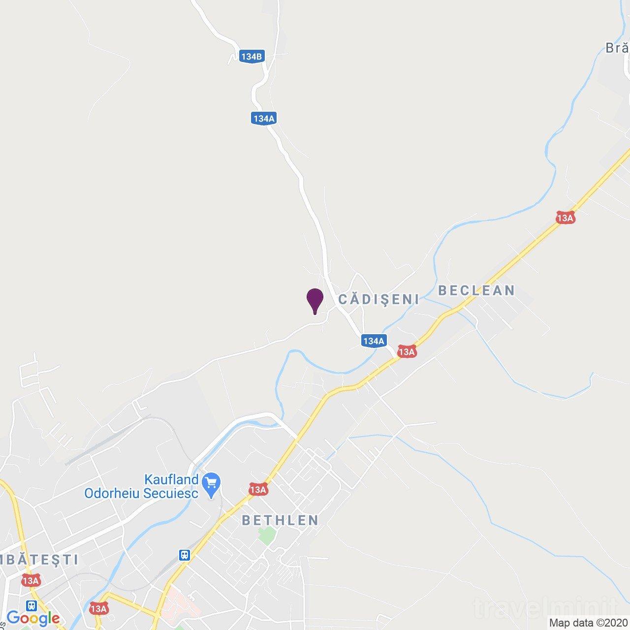 Bosnyák Panzió Székelyudvarhely