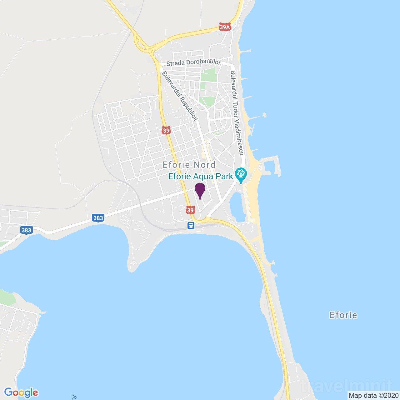 Hotel Fortuna Eforie Nord