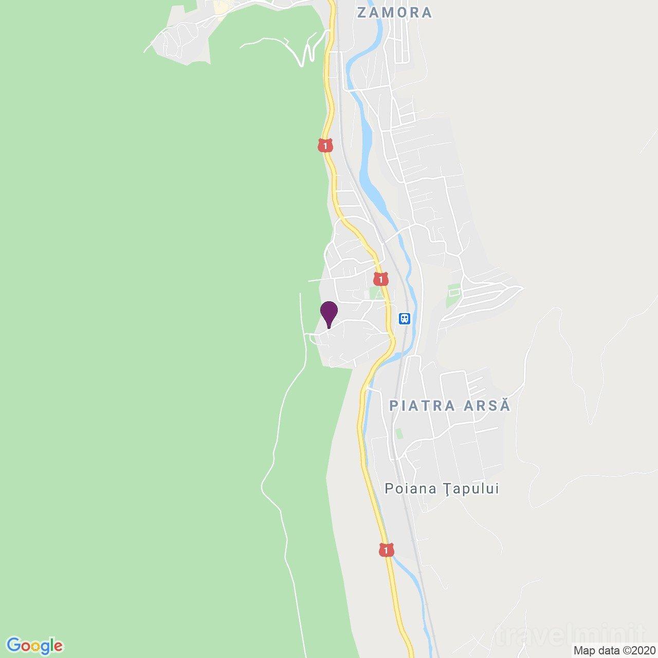 Căsuța de la Munte Chalet Bușteni