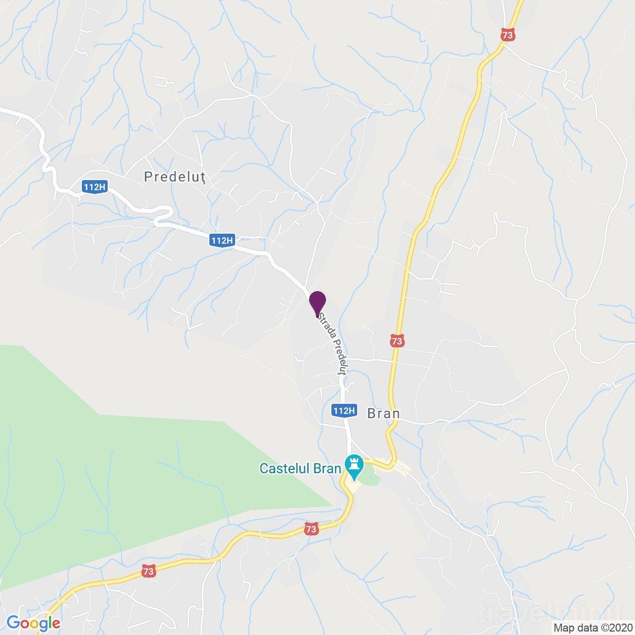 Vila Carpathia Panzió Törcsvár