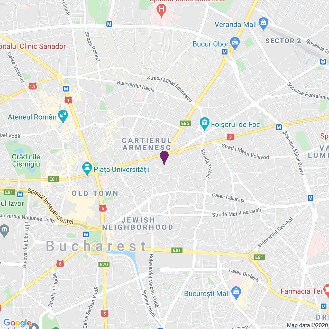 Hemingway Residence Bukarest