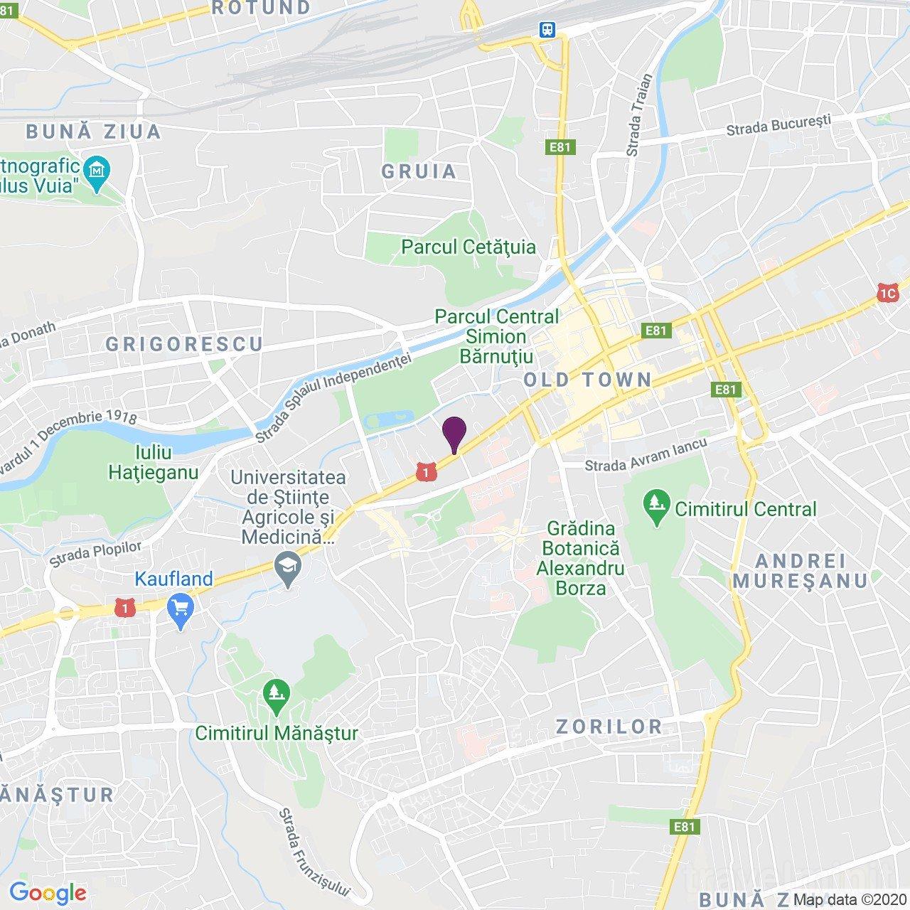 Central Metropolitan Suite Cluj-Napoca