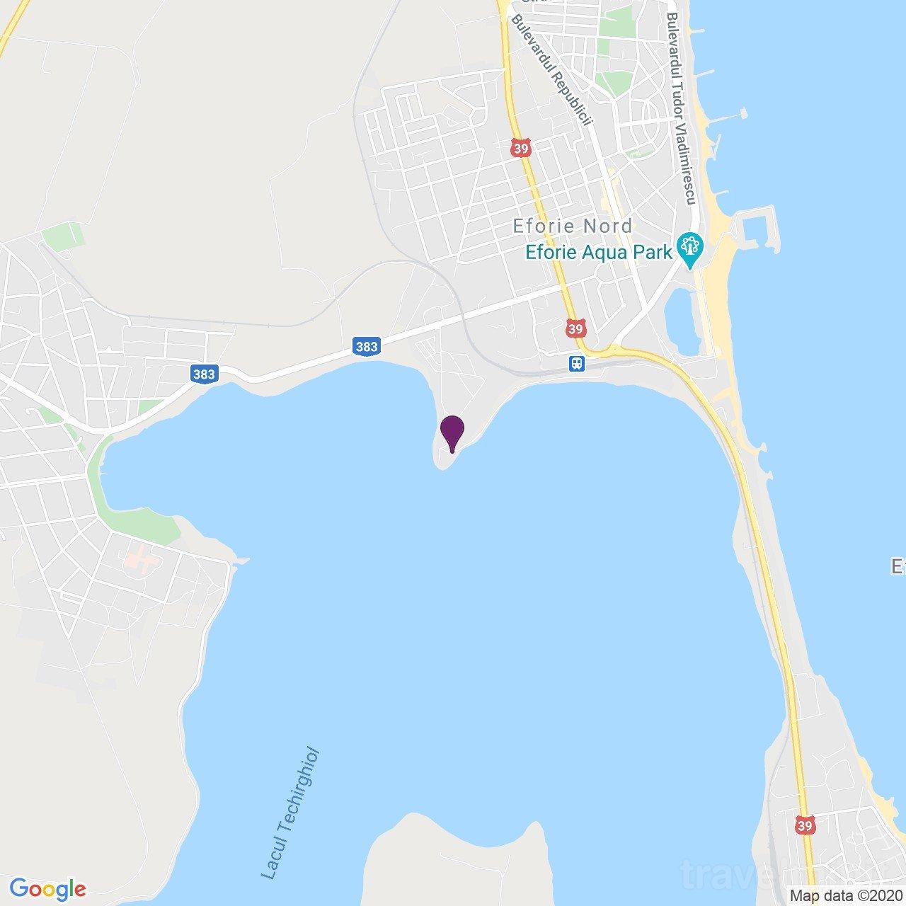 Amiral Agrement Villa Eforie Nord