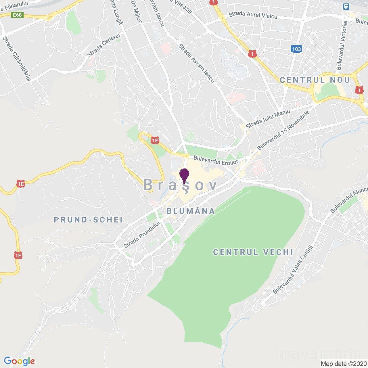 La Maisonnette Brașov