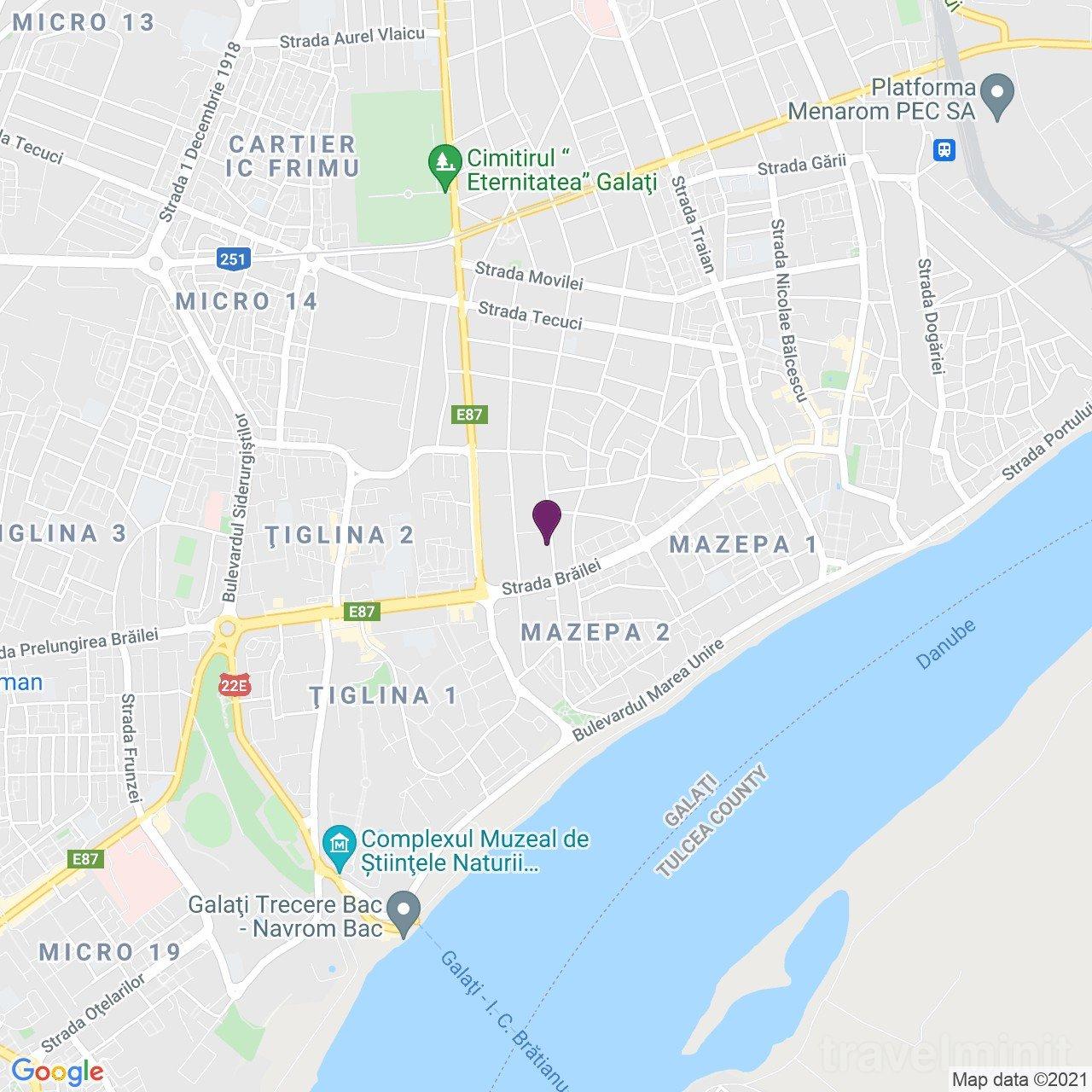 Bordeaux Villa Galați