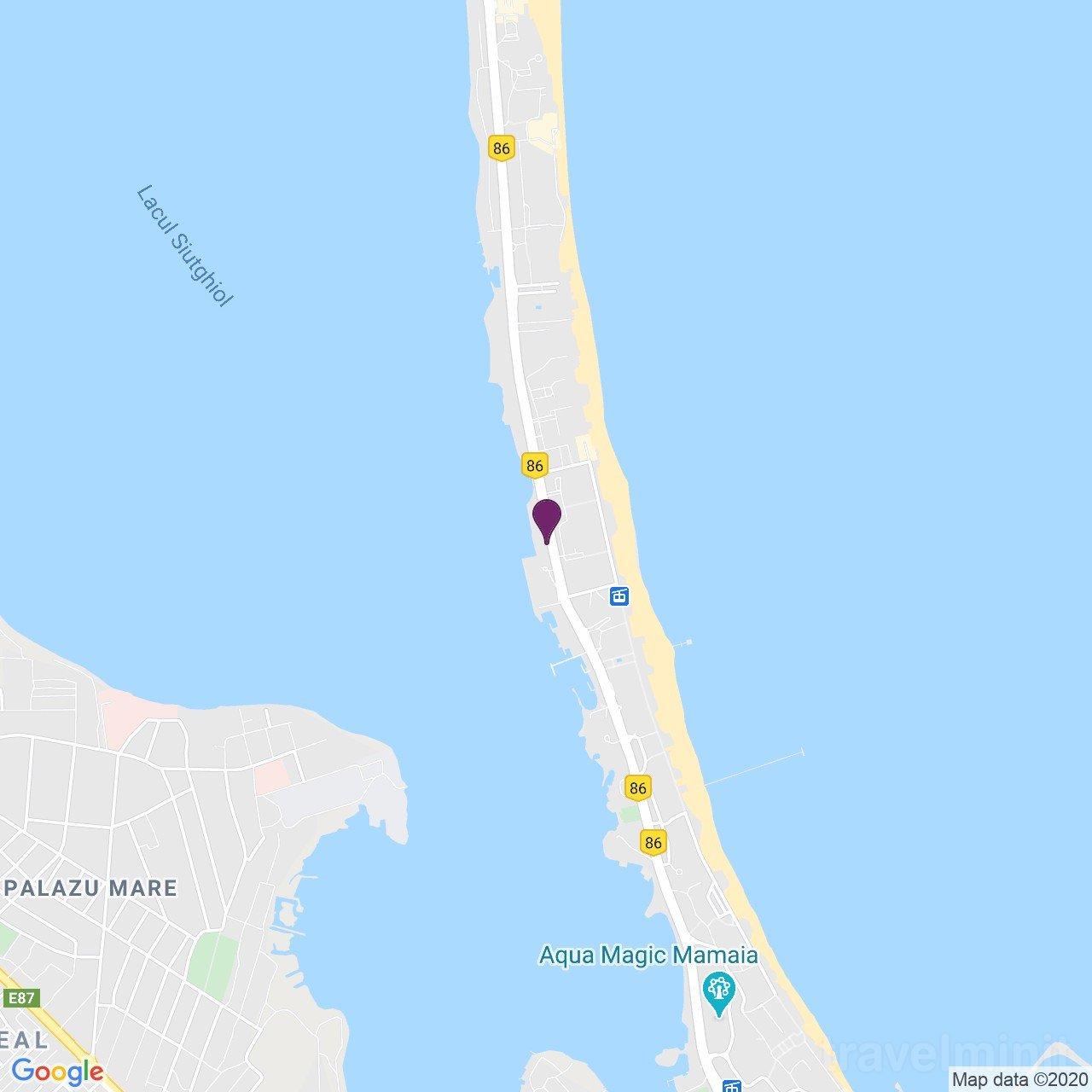 Solid Residence Beach Vibe Apartaments Mamaia