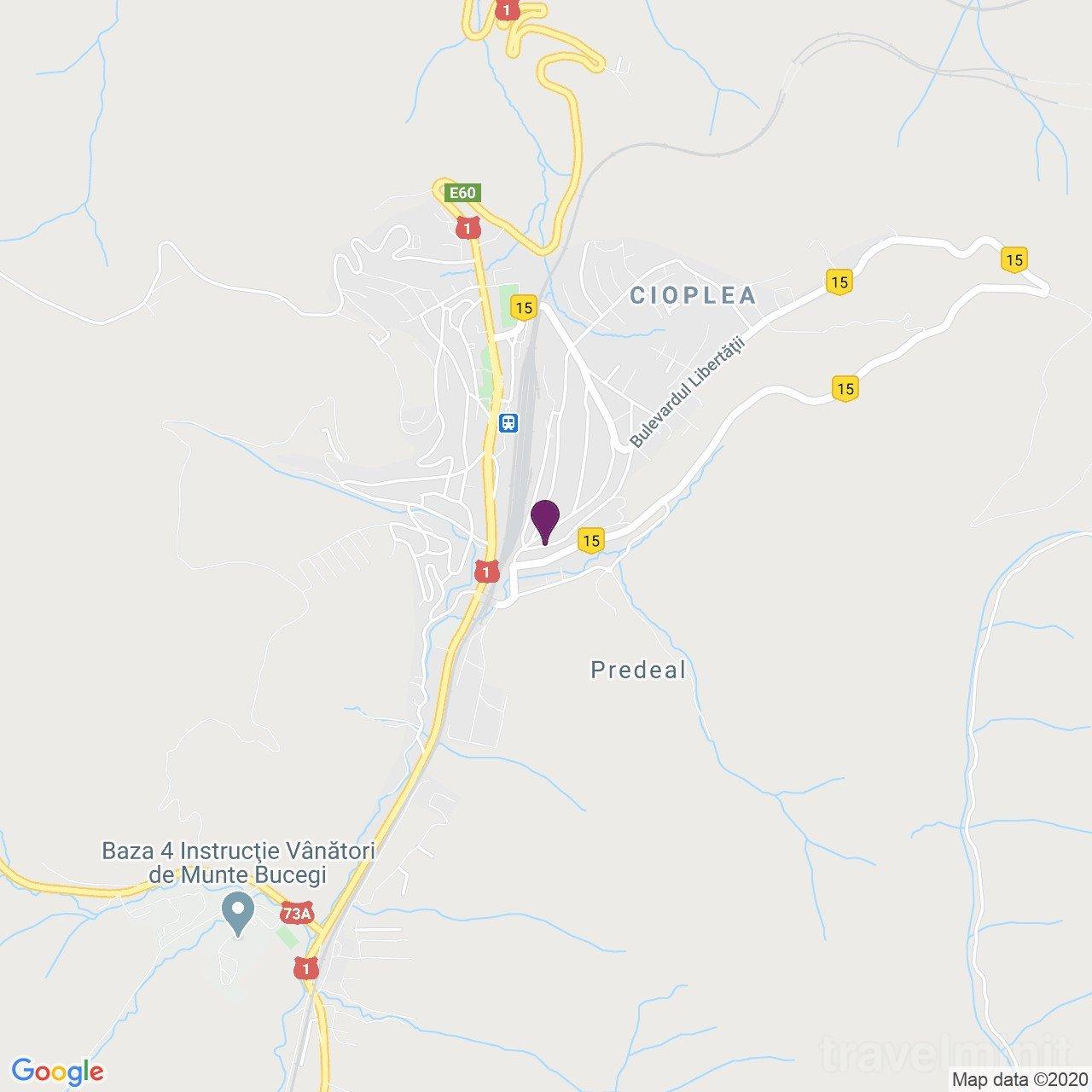 Vila Dor de călător Predeal