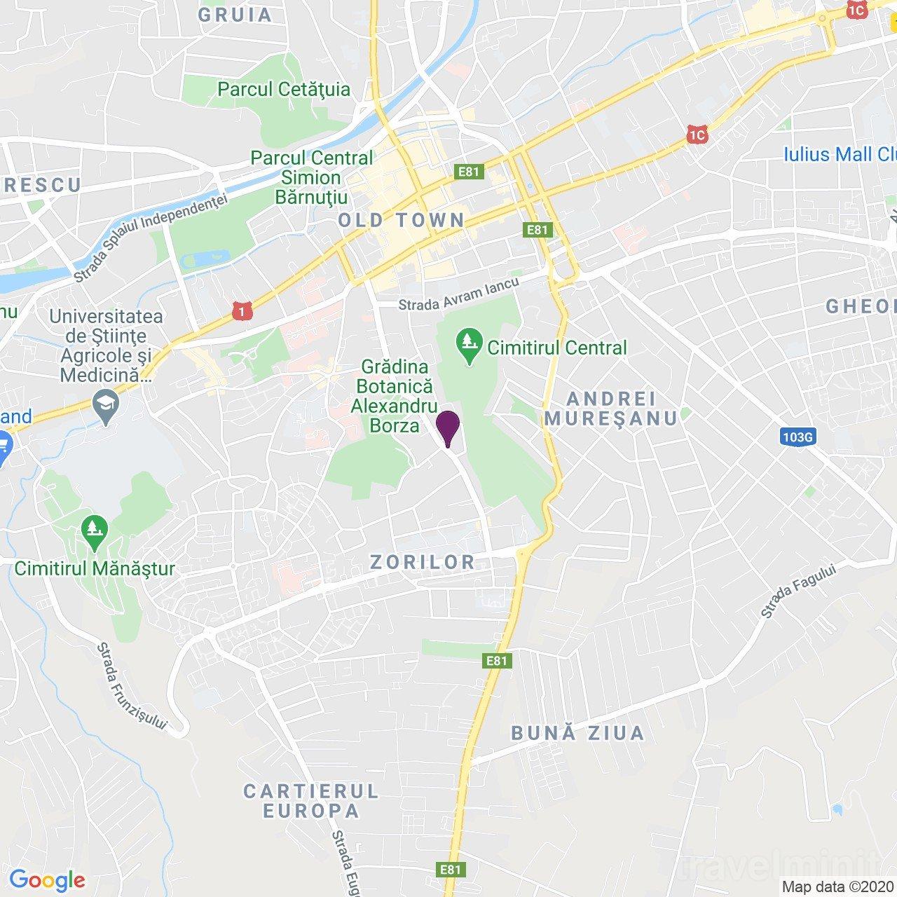 Verona Centru Guesthouse Cluj-Napoca