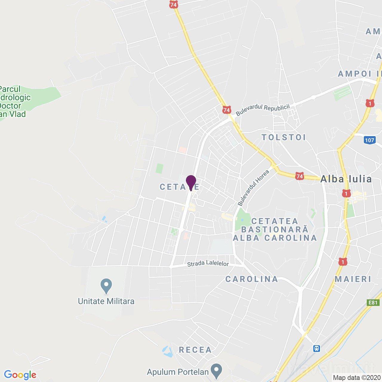 Crema Residence Alba Iulia