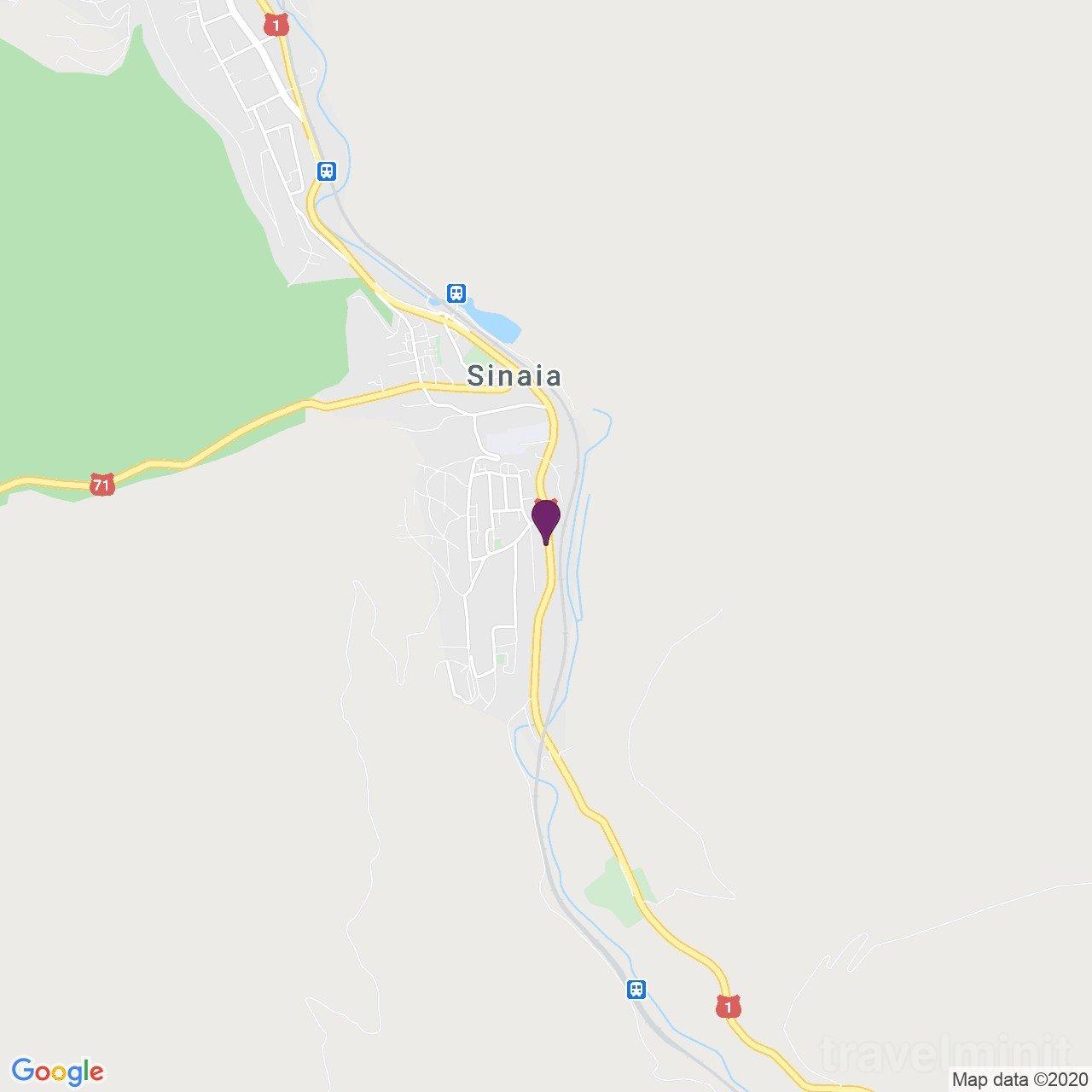 Vila Condor Sinaia
