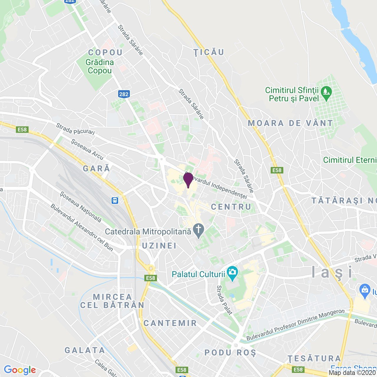 Apartament Rent Holding - Venetian Iași