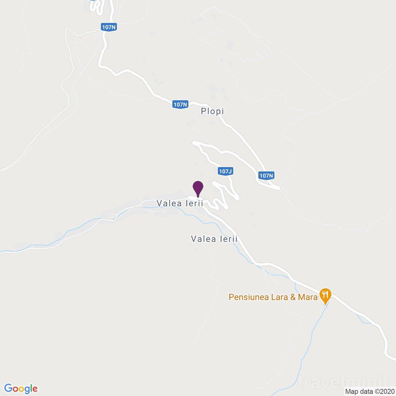Casa de vacanță Anisia Valea Ierii