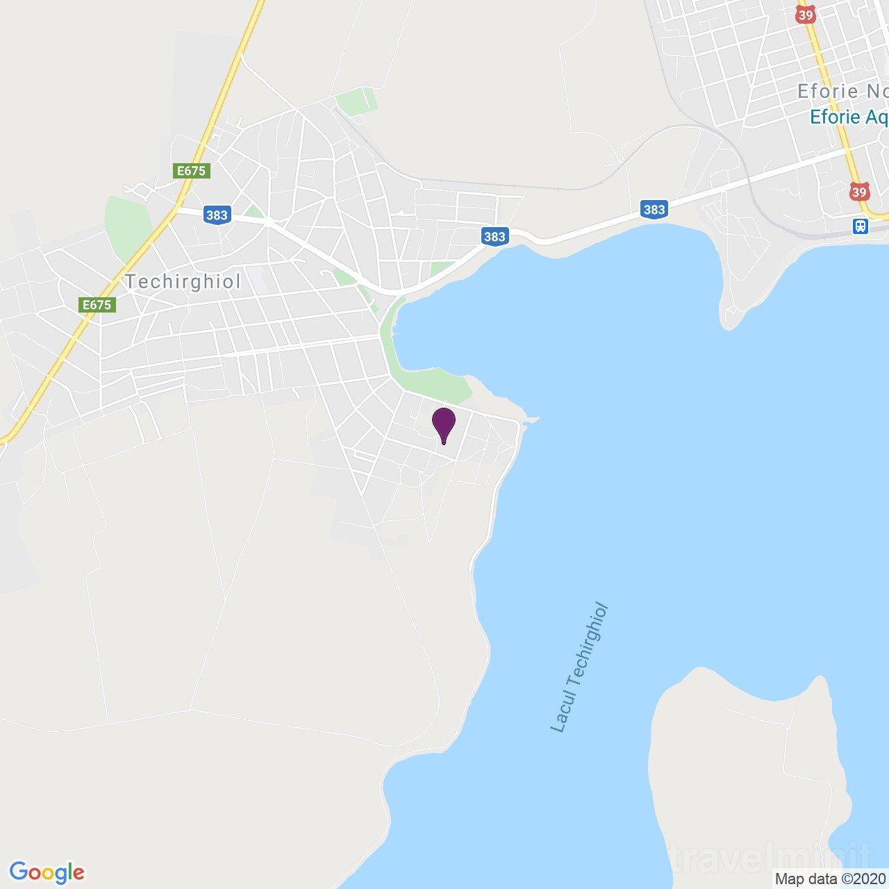Casa Lacul Sărat Techirghiol
