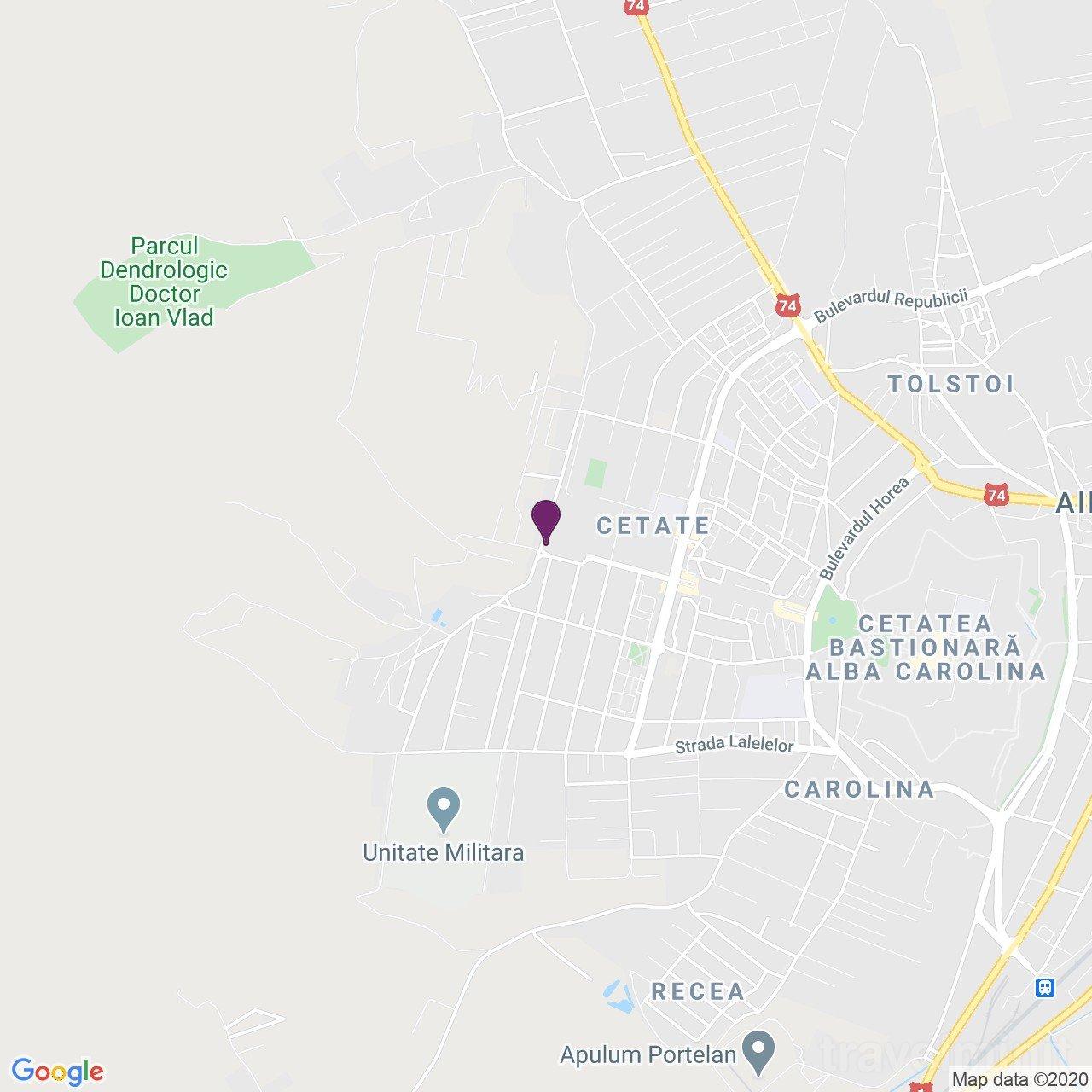 Pensiunea Element Alba Iulia