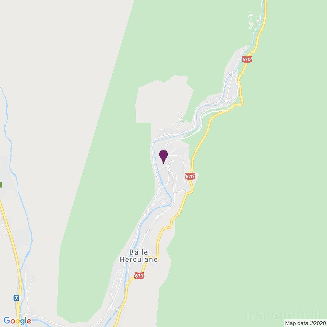 Golopența Nyaraló Herkulesfürdő