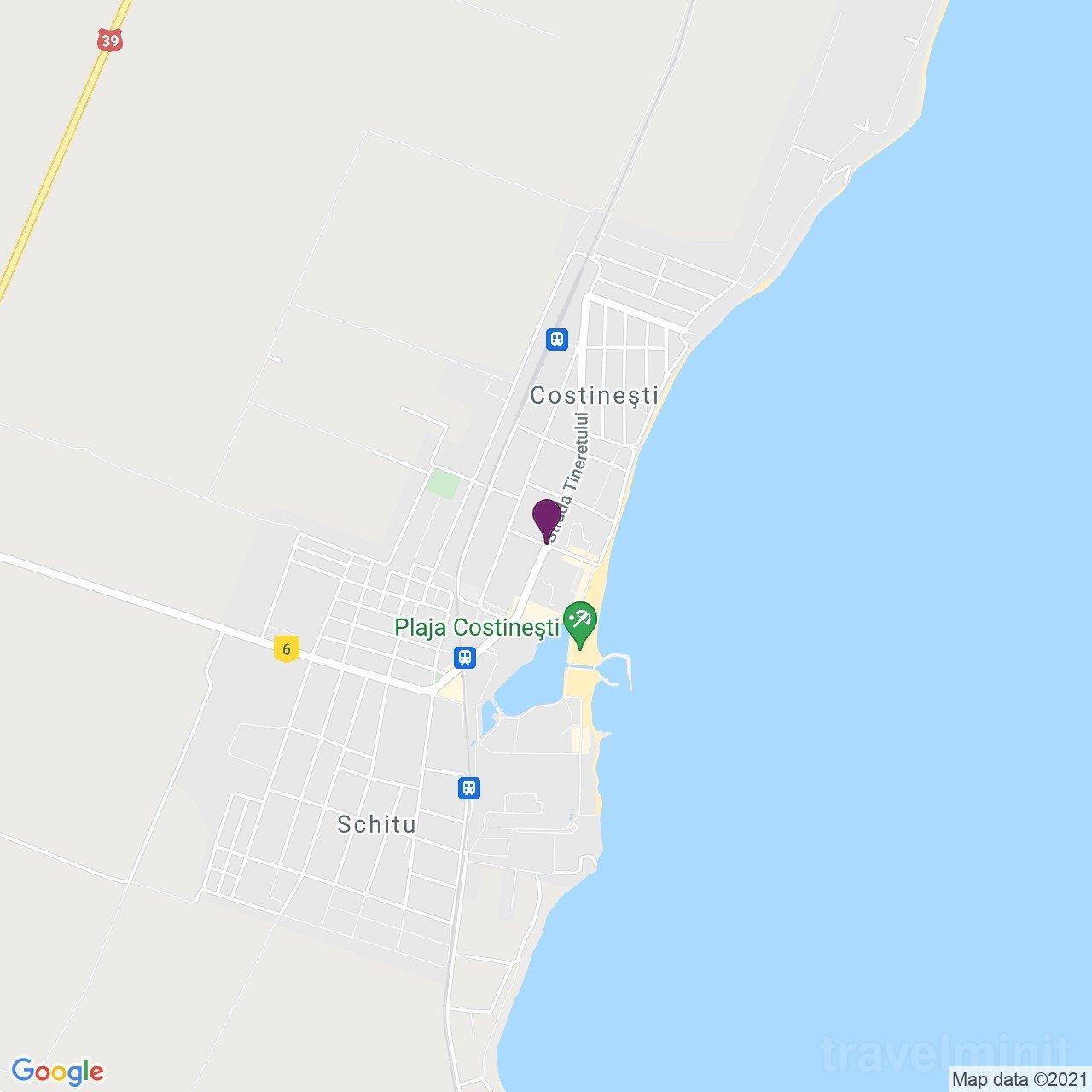 Complex La Perla Eforie Nord