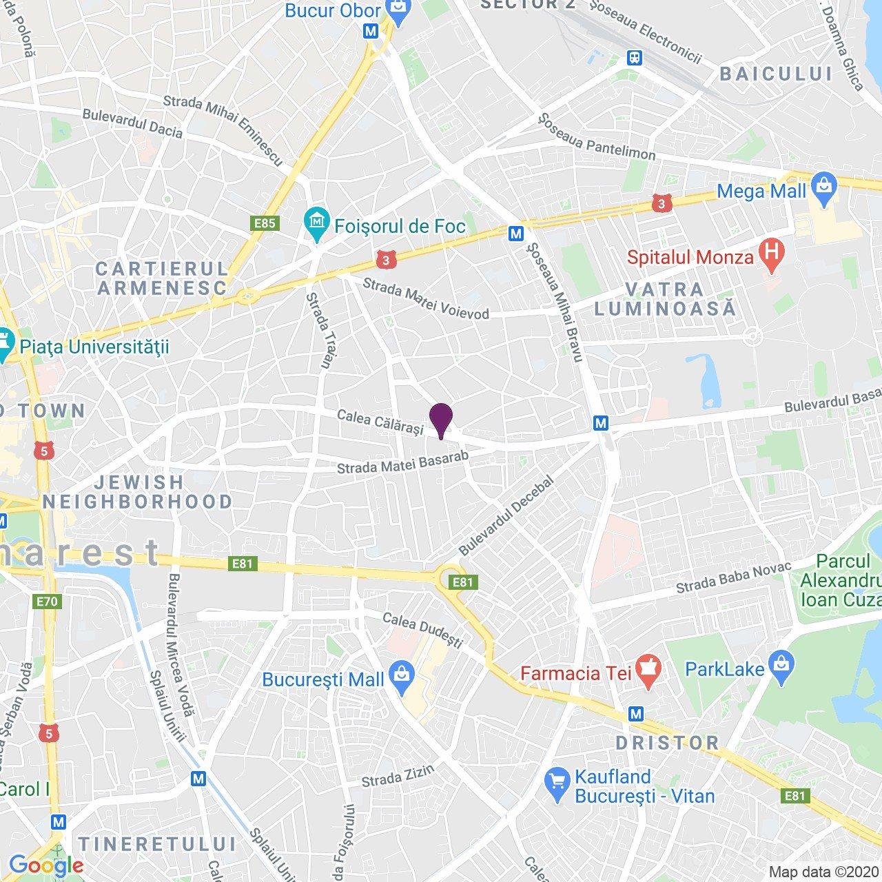 Eden Boutique Accommodation Bukarest