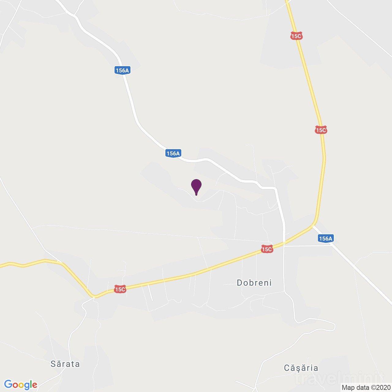 Valea Celor Doisprezece Panzió Dobreni