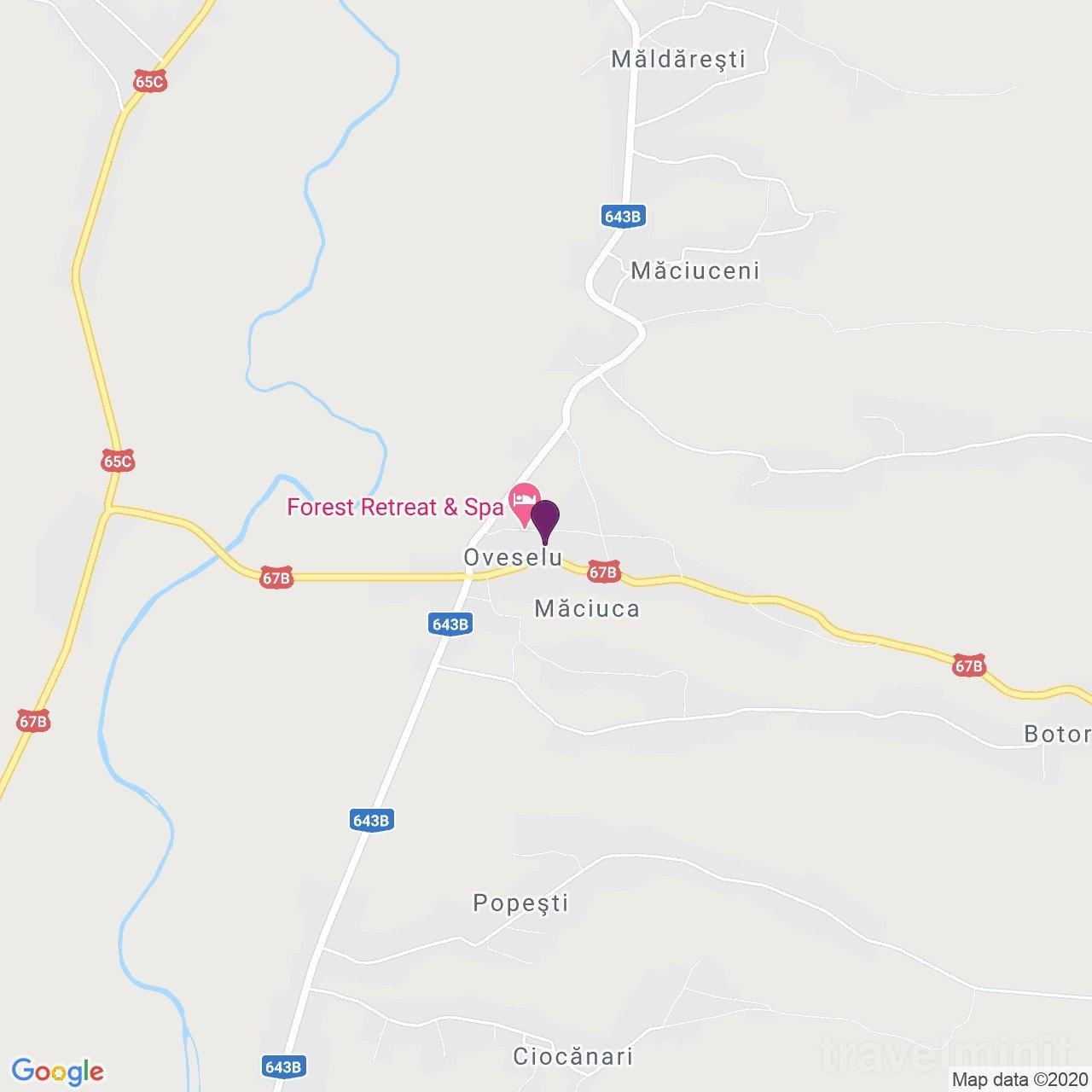 Hotel Forest Retreat & Spa Oveselu
